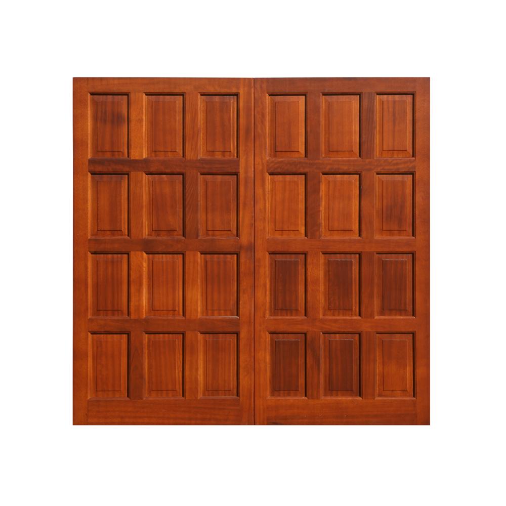12 Panel Garage Door  sc 1 st  RB Woodworking & 12 Panel Garage Door u2013 RB Woodworking